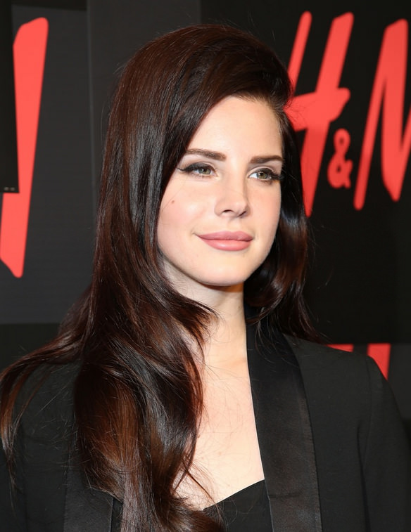 H&M Hosts Private Concert With Lana Del Rey - Arrivals